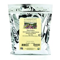 Starwest Botanicals Organic Shatavari Root Powder, 1 Pound (454 gm)