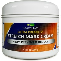 Stretchmark And Scar Removal Cream For Old Scars And New Scars - All-Natural Skin Repair Cream With Pure Vitamin E Coconut Oil And Jojoba Oil - Diminish Scars And Lighten