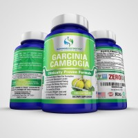 Supreme Potential Garcinia Cambogia Extract Weight Loss Supplement - 180 Capsules