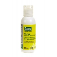 Tea Tree & Witch Hazel Toner Thursday Plantation 3.37 oz Liquid by Nature's Plus