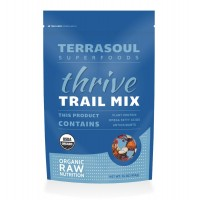 Terrasoul Superfoods Thrive Trail Mix (Organic), 16 Ounces
