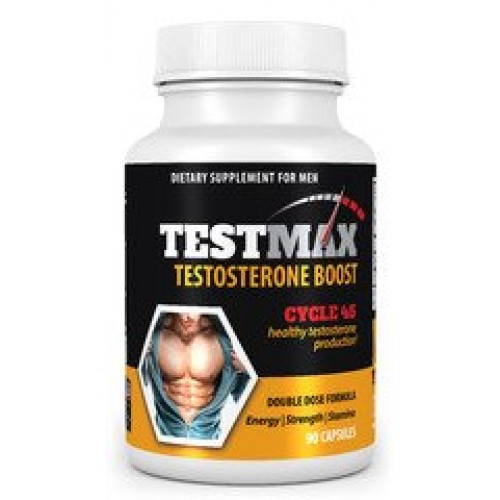 TestMax Testosterone Booster- 45 Day Supply - Boost Sexual Performance Size and Stamina