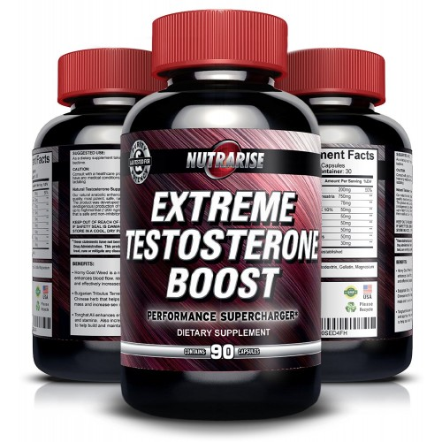top rated testosterone booster