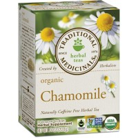 Traditional Medicinals Organic Chamomile Tea, 16 Tea Bags
