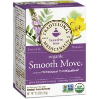 Traditional Medicinals Organic Smooth Move Tea, 16 Tea Bags