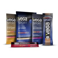 Vega Sport Protein and Supplements Variety Pack, 5 Count