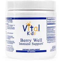 Vital Nutrients - Berry Well Immune Support - Supports and Maintains Healthy Immune System Function - 90 Grams