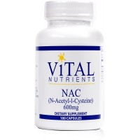 Vital Nutrients - Pancreatic Enzymes 500 mg - Digestive Support - 90 Capsules