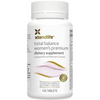 Xtend-Life Total Balance Women's PREMIUM Multivitamin / Multinutrient Supplement for Anti-Aging & General Health (105 Enteric Coated Tablets)