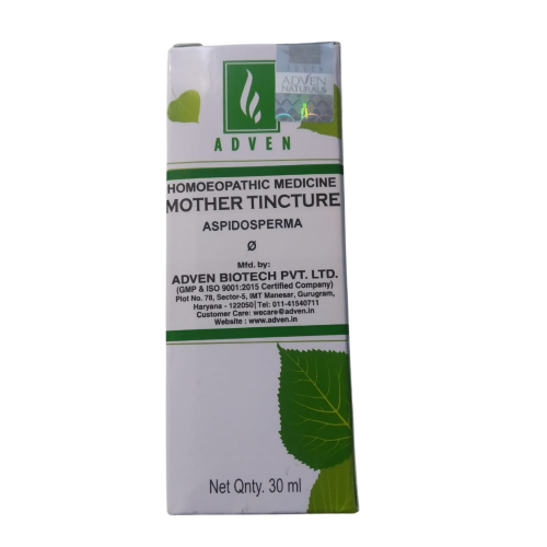Adven Aspidosperma Mother Tincture Q 30ml