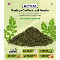 VETRA Organic Moringa Powder - 100 grams