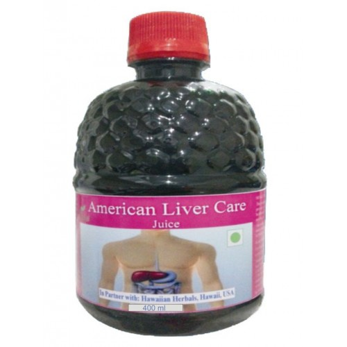 Hawaiian Herbal American Liver Care Juice 400 Grams