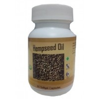 Hawaiian Herbal Hempseed Oil Capsule 60 Capsules