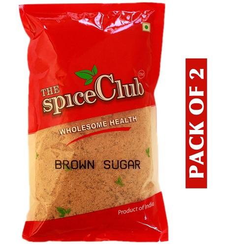 The Spice Club Brown Sugar 1kg (pack Of 2) -(naattu Chakarai)