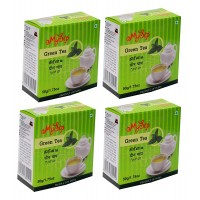 MySip Green Tea Leaves 50Gm Box- (Pack Of 4)