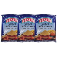Sakthi Garlic Rice Powder 100 Grams - Pack Of 3