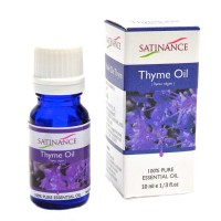 Satinance Thyme Oil -10ml (100% Pure Essential Oil, Aromatherpy Oil, For Diffuser)