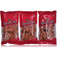 The Spice Club Badam 100gm Refill - (pack Of 3)