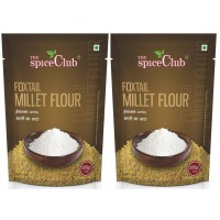 The Spice Club Foxtail Millet Flour, 200 Grams (pack Of 2)