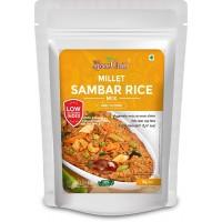 The Spice Club Millet Sambar Rice Mix 1 Kg (100% Natural, Low GI, Gluten Free & Diabetics Friendly Food)