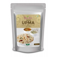 The Spice Club Rava Upma Mix - 1 kg (Easy To Cook, 100% Natural, Traditional Breakfast Dish)