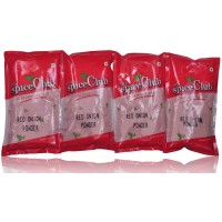 The Spice Club Red Onion Powder 100Gm Refill- (Pack Of 4)