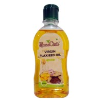 The Spice Club Virgin Flaxseed Oil - 250 Ml