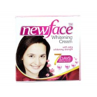 New Face Whitening Cream A Product By Q.C.I