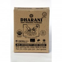 Dharani Organic Dish Washing Powder 350 Gm