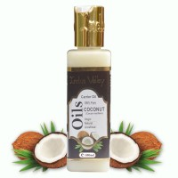 Indus Valley Bio Organic Coconut Carrier Oil 100 ml