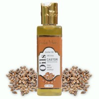 Indus Valley Bio Organic Castor Carrier Oil 100 ml