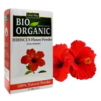 Indus Valley Bio Organic Hibiscus Powder 100 gm