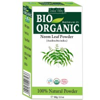 Indus Valley Bio Organic Neem Powder 100 gm