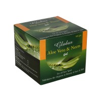 Globus Aloe Vera & Neem Gel 100 gm