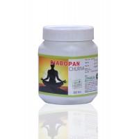 Panacea Herbals Diabopan Churna Powder - 100 g