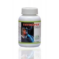 Panacea Herbals Thyropan Tablets - 60 Tablets