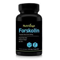 Nutriosys Forskolin - 500mg (90 Veg Capsules)