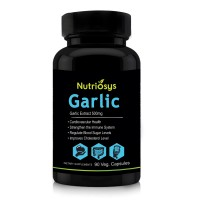 Nutriosys Garlic - 500mg (90 Veg Capsules)