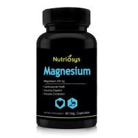 Nutriosys Magnesium - 330mg (90 Veg Capsules)