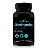 Nutriosys Shankhpushpi - 500mg (90 Veg Capsules)