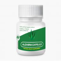 Deep Ayurveda Aloevera  Herbal Capsule Pack Of 3