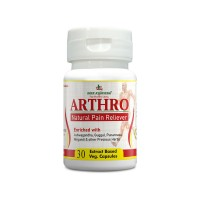 ARTHRO 30 Veg Herbal Capsules | Joint Pain Relief