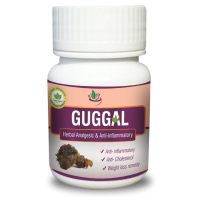 Deep Ayurveda GUGGAL Herbal Capsules Pack of 3