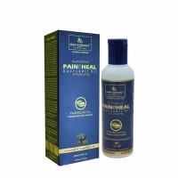 Deep Ayurveda Painoheal Ayurvedic Oil Pack Of 3 Bottles Each 100ml