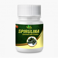 Deep Ayurveda Spirulina Herbal Capsules