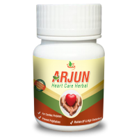 Deep Ayurveda Arjun Heart Care Capsule pack of 3
