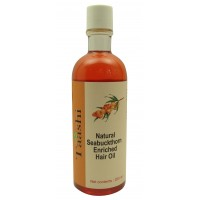 Taashi NATURAL SEABUCKTHORN ENRICHED HAIR OIL 200 ml