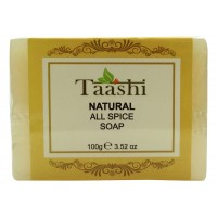 Taashi NATURAL ALL SPICE SOAP 100 gm