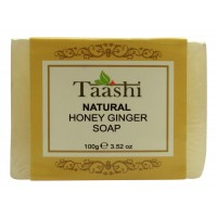 Taashi NATURAL HONEY GINGER SOAP 100 gm