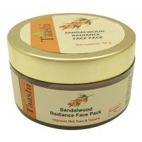 Taashi SANDALWOOD RADIANCE FACE PACK 50 gm